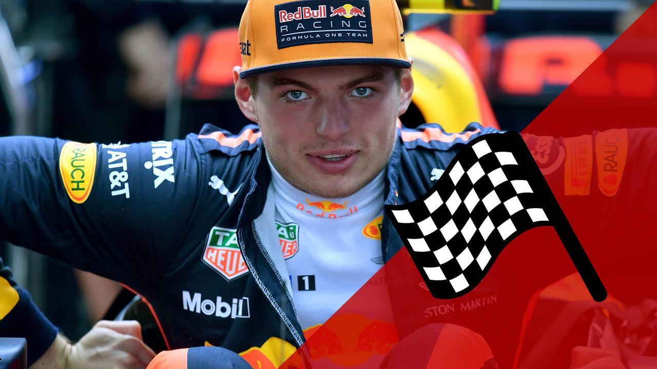 Vooruitblik F1: 'Verstappen heeft regendans nodig voor winst'