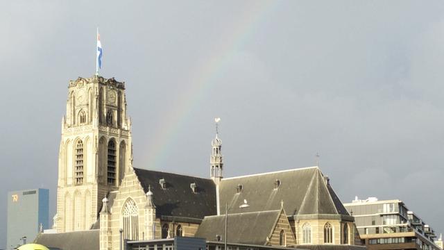 Temperatuur blijft dit weekend in Rotterdam steken op 15 graden