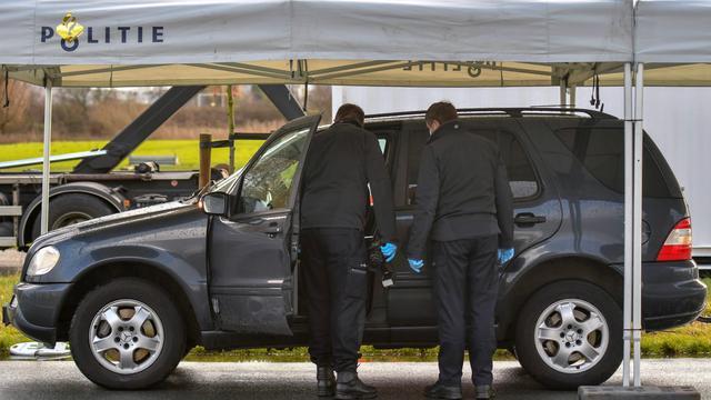 Doodsoorzaak bij arrestatie omgekomen man Waddinxveen nog niet bekend