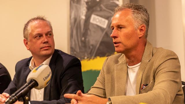 Fortuna Sittard gaat met hoofdtrainer Eijer Eredivisie in