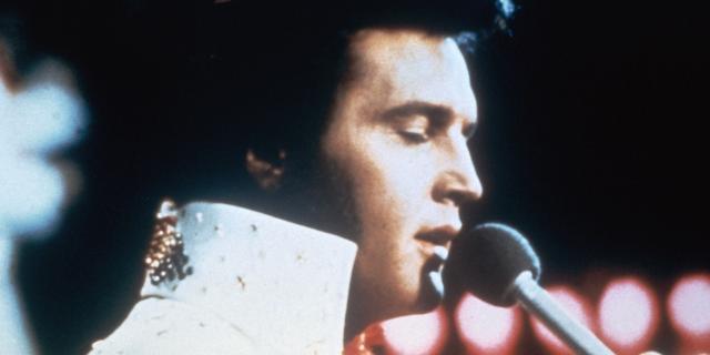 Voormalig privévliegtuig Elvis Presley geveild