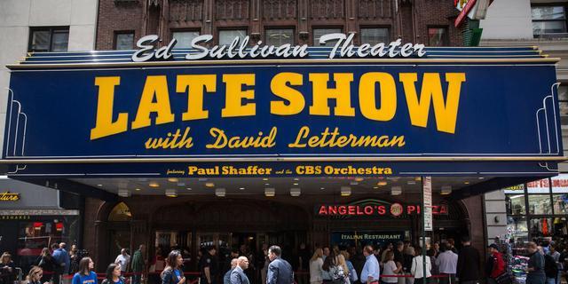 Laatste Late Show met David Letterman uitgezonden