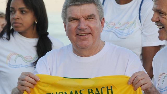 IOC-preses Bach verwacht dat Spelen Rio zullen verbeteren