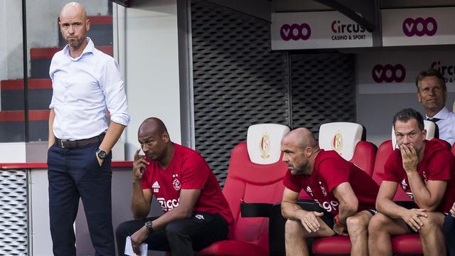 Reacties na gelijkspel Ajax tegen Standard in voorronde CL