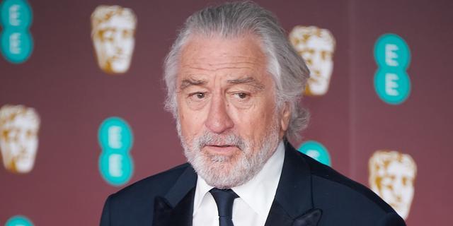 Robert De Niro raakt geblesseerd op filmset van Scorsese-film