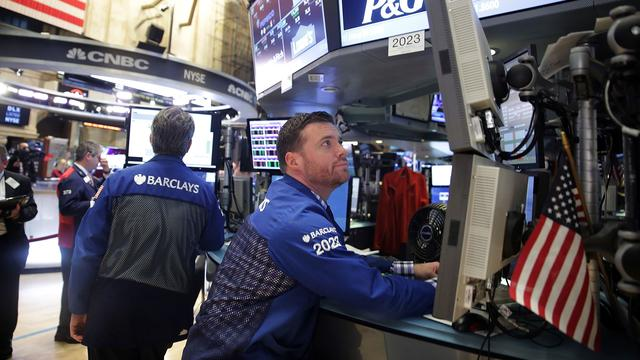 'Wall Street opent lager'