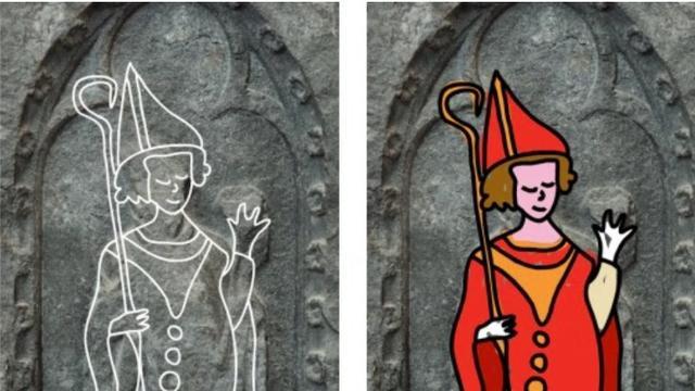 Kunsthistoricus haalt geld op om graftombe Domkerk 'virtueel' te restaureren