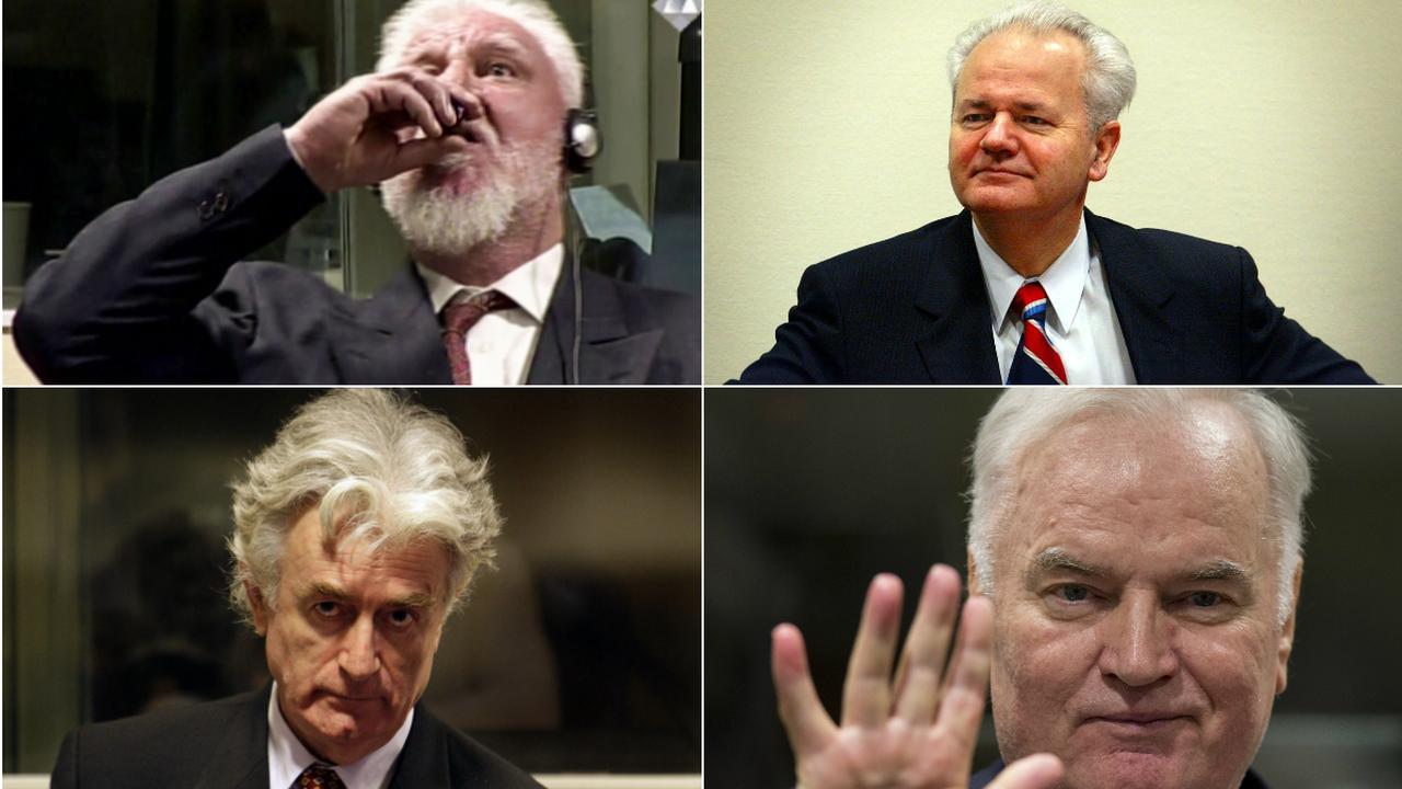 Joegoslaviëtribunaal sluit: De opmerkelijkste momenten