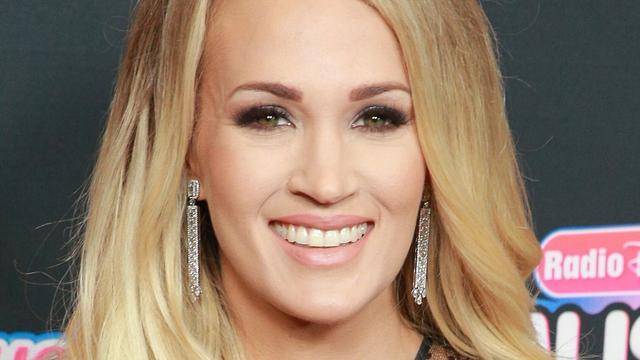 Zangeres Carrie Underwood krijgt zoontje