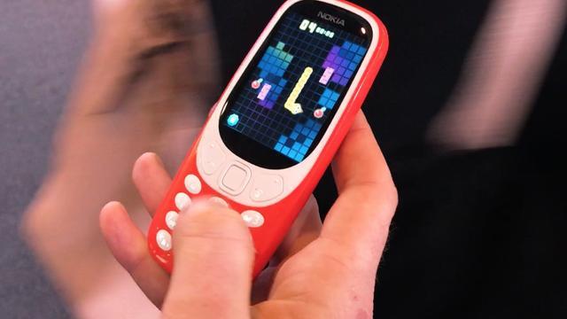 Prul of Praal? De nieuwe Nokia 3310 met nieuwe Snake