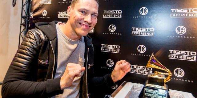 Tiësto weer bestbetaalde Nederlandse dj