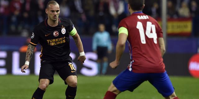 Boze Sneijder constateert gebrek aan tactiek bij Galatasaray