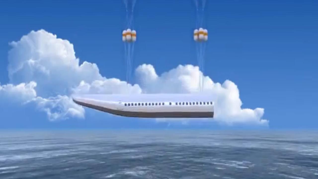 Loskoppelende vliegtuigcabine zou levens kunnen redden