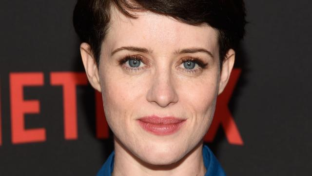The Crown-actrice Claire Foy stortte in na eerste grote rol