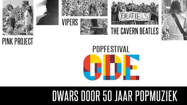 Eerste editie van popfestival ODE volgend jaar in Rotterdam Ahoy