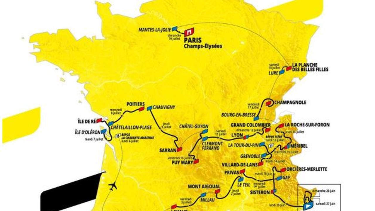 2020 Tour De France Stages.These Are The Stages Of The Tour De France 2020 Teller Report