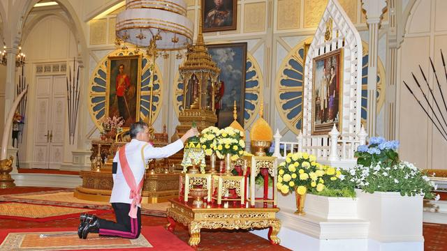 Reisadvies Thailand aangepast voor crematie koning Bhumibol