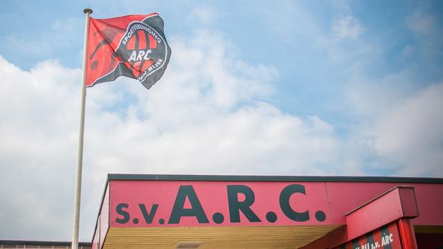 KNVB Bekerfinaledag bij voetbalvereniging ARC