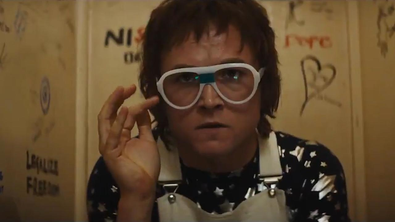Tumultueus leven Sir Elton John te zien in trailer filmmusical Rocketman