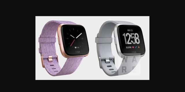 'Volgende Fitbit-smartwatch wordt kleiner en goedkoper dan Ionic'