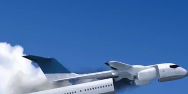 Vliegtuig met afneembare cabine moet passagiers redden bij noodgeval