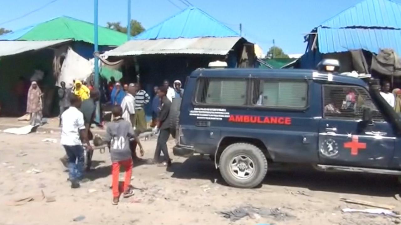Zeker tien doden door autobom in Somalische hoofdstad
