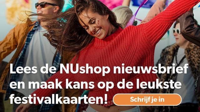 NUshop nieuwsbrief