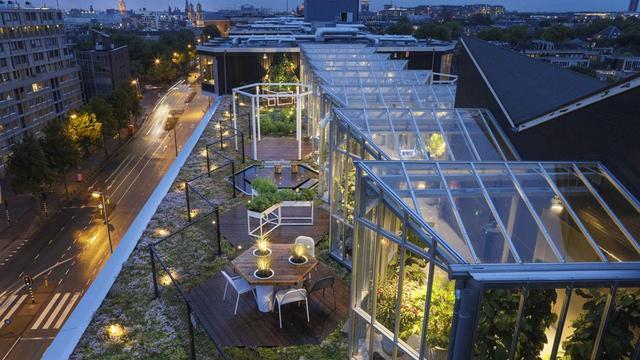 Rooftop Jazz Club - Amsterdam