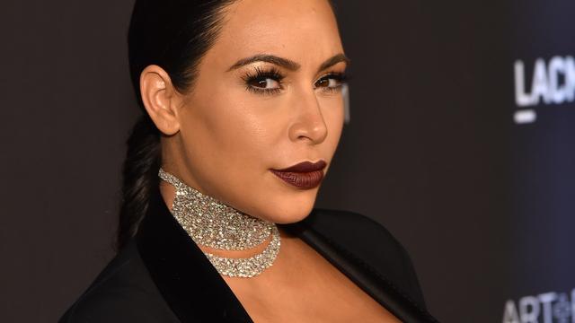 'Kim Kardashian gaat rijkdom niet meer tonen op foto's'