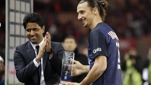 Ibrahimovic wil na record nog meer historie schrijven bij PSG