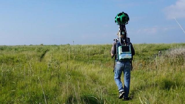 Nederlandse natuurgebieden toegevoegd aan Google Street View