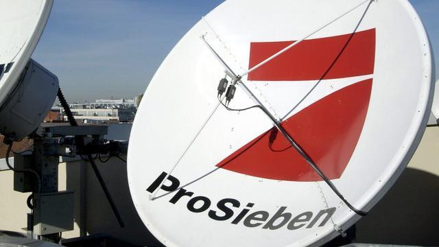 Geen fusie van ProSieben en Axel Springer