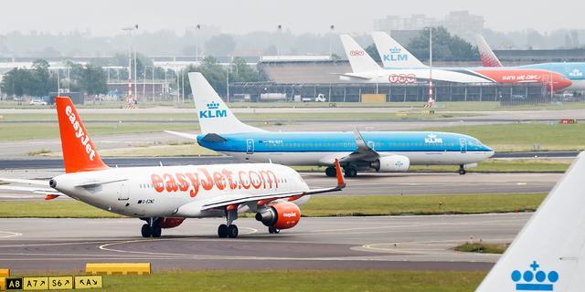 Volgens easyJet raakt vliegtaks alleen Nederlandse passagiers