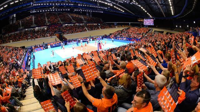 Olympisch kwalificatietoernooi volleybalsters vindt plaats in Apeldoorn