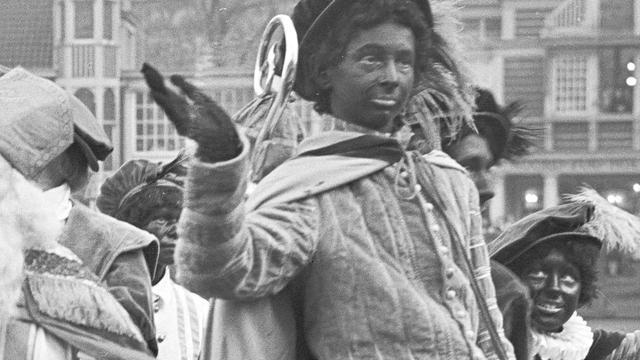 De transitie van Zwarte Piet door de jaren heen