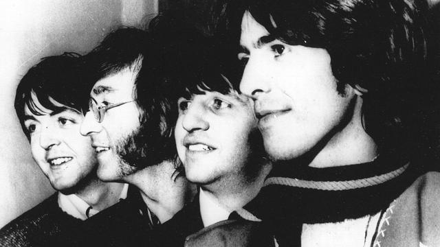 The Beatles domineren Evergreen Top 1000