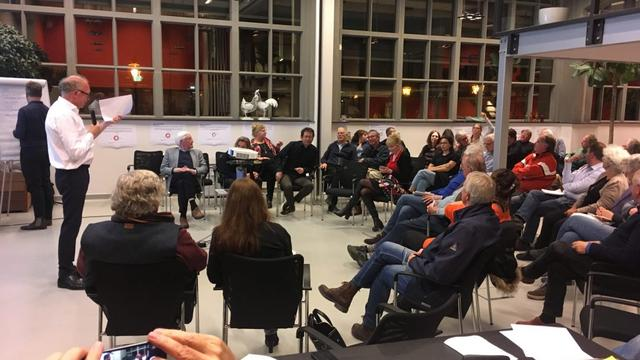 Burgerinitiatief werkt aan alternatief plan voor energiepark Langegracht