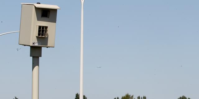Provincie wil flitspalen op kruising N207 tussen Alphen en Leimuiden