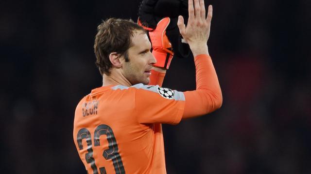Cech trots na beëindigen 'ongelooflijke' reeks Bayern met Arsenal