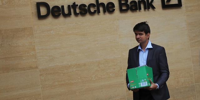 Duitsland doet inval bij Deutsche Bank om witwaszaak Danske Bank