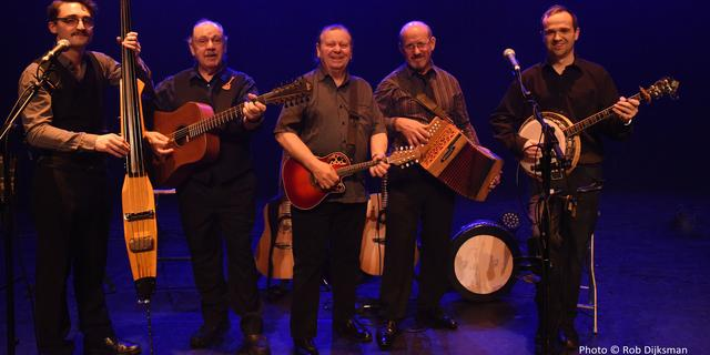 Ierse folkgroep treedt op in Nieuwe Kerk Theater Zierikzee
