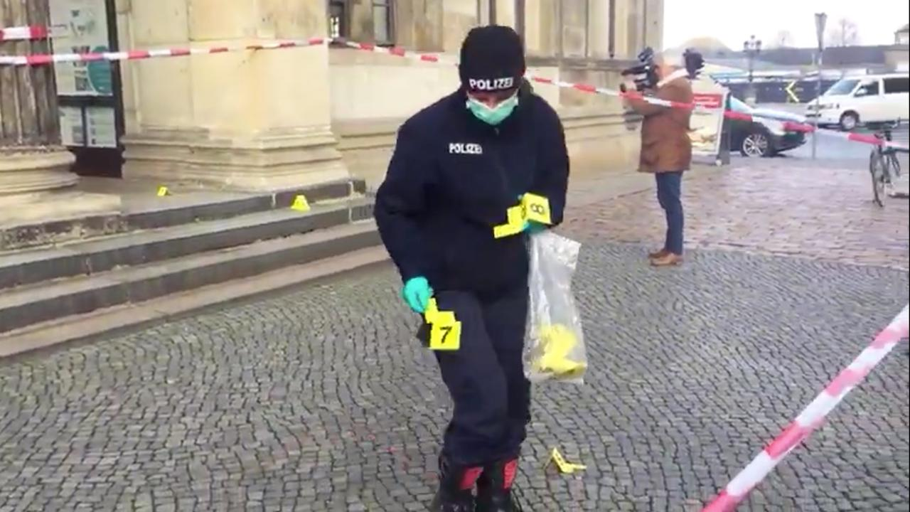 Politie onderzoekt museum Grünes Gewölbe na grote inbraak