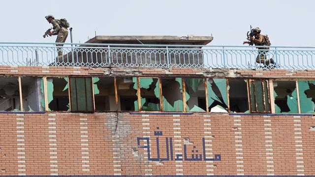 IS bestormt Afghaanse gevangenis, driehonderd gedetineerden ontsnapt