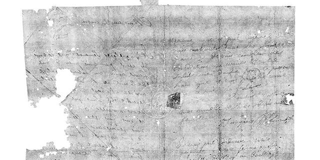 Geheimen uit verzegelde Haagse brief uit zeventiende eeuw onthuld