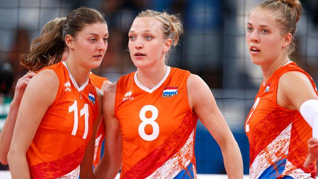 Volleybalsters winnen ook laatste pouleduel in World Grand Prix