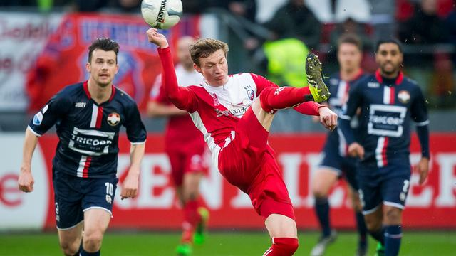 Ook afwijkend gokgedrag bij Twente-Cambuur en Utrecht-Willem II