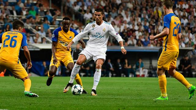 Samenvatting Real Madrid-APOEL Nicosia (3-0)