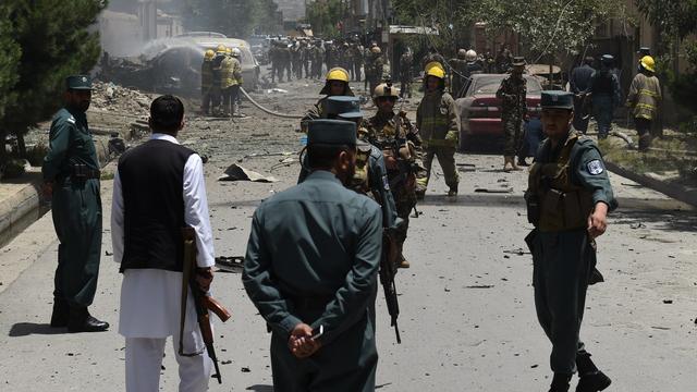 NAVO-militairen gedood bij zelfmoordaanslag in Kabul