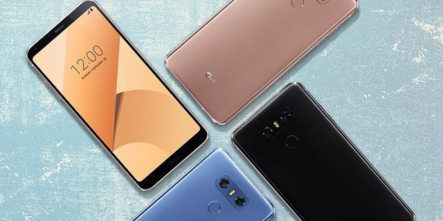 LG geeft G6 gezichtsontgrendeling en zuinige modus
