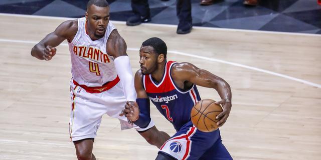 Washington Wizards en Boston Celtics ronde verder in play-offs NBA